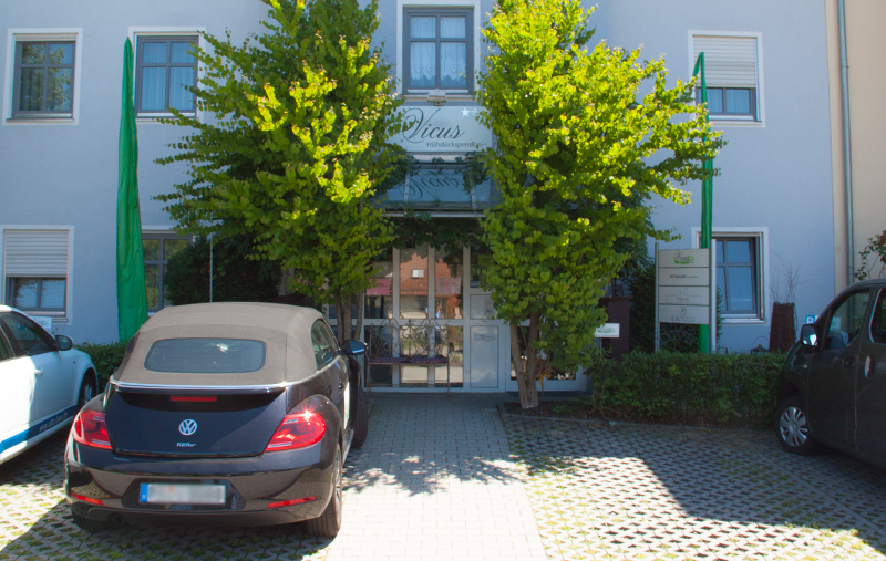 Pension Vicus - Unsere Pension