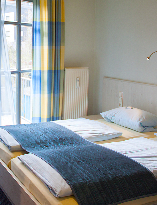 Pension Vicus - Zimmer