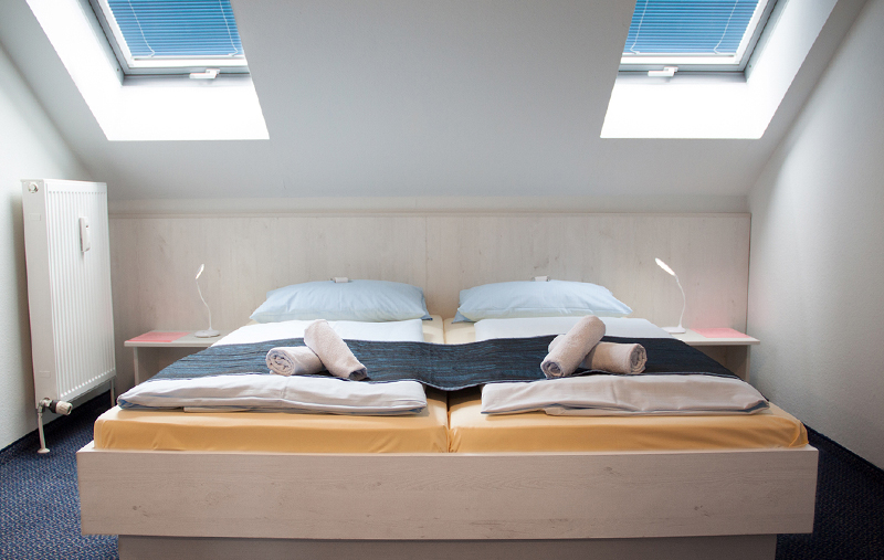 Pension Vicus - Unsere Zimmer